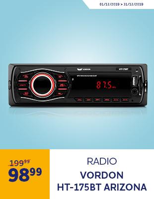 Radio samochodowe Vordon Arizona HT-175BT