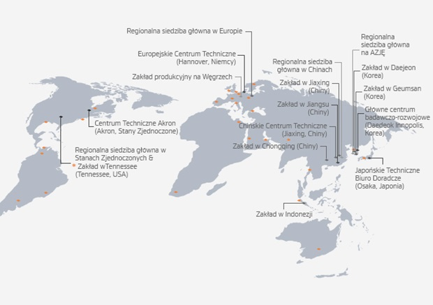 Hankook map