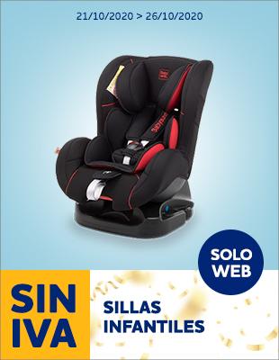 SIN IVA SILLAS INFANTILES
