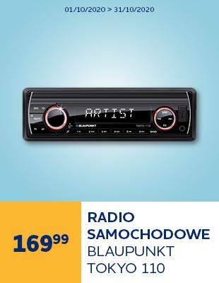 Radio samochodowe Blaupunkt Tokyo 110