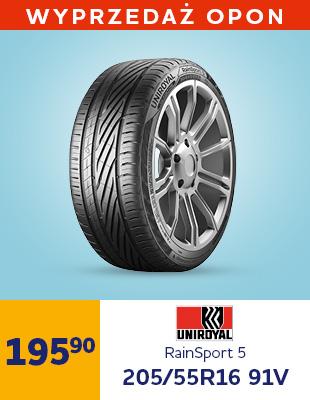 Uniroyal Rainsport 5 205/55R16 91V
