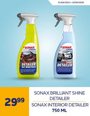 Preparat do czyszczenia wnętrza Sonax Xtreme Detailer 750 ml