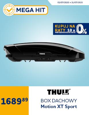 Box dachowy Thule Motion XT Sport 300 L
