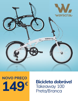 Bicicleta elétrica Wayscral