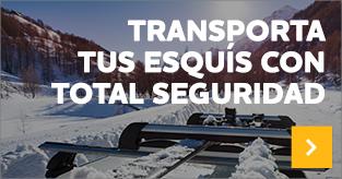 Consejo transportar esquís
