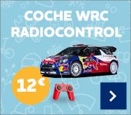 Coche radiocontrol