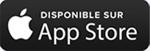 Disponible sur appStore