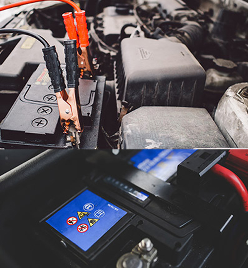 Les batteries au plomb
