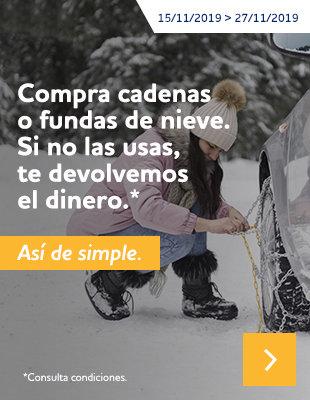 Cadenas nieve