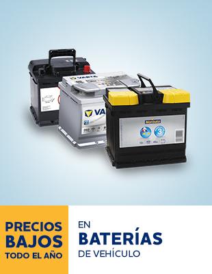 Baterías Precios Bajos