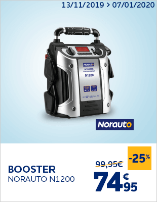 Booster N1200 NORAUTO