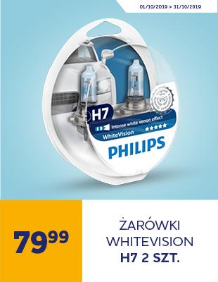 Żarówki Whitevision H7
