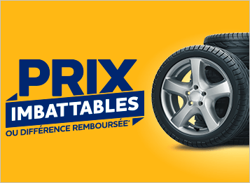 Prix imbattables pneus