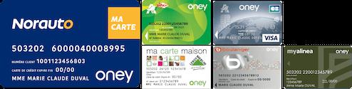 Payez avec votre carte du réseau Banque Accord