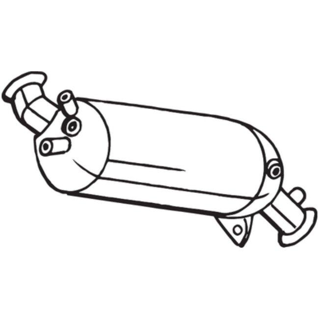 Filtre À Particules Bosal 097-259