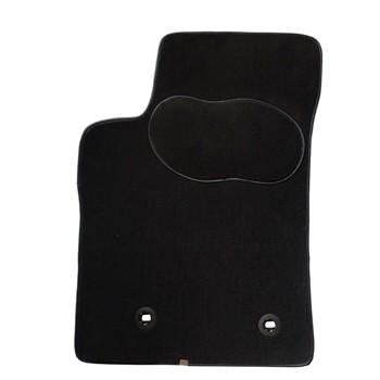 1 tapis voiture sur mesure gris anthracite en moquette norauto premium. Black Bedroom Furniture Sets. Home Design Ideas