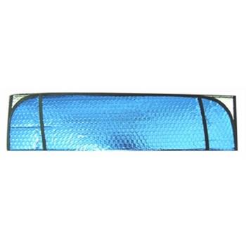 1 rideau pare soleil pare brise avant bleu 130 cm x 60 cm - Rideau pare soleil voiture ...
