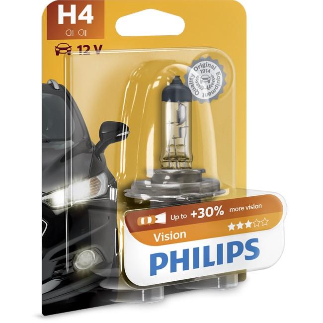 1x Neolux 12 v set n472 h4 de Rechange de Rechange Lampes Box Ampoules Ampoules Voiture O