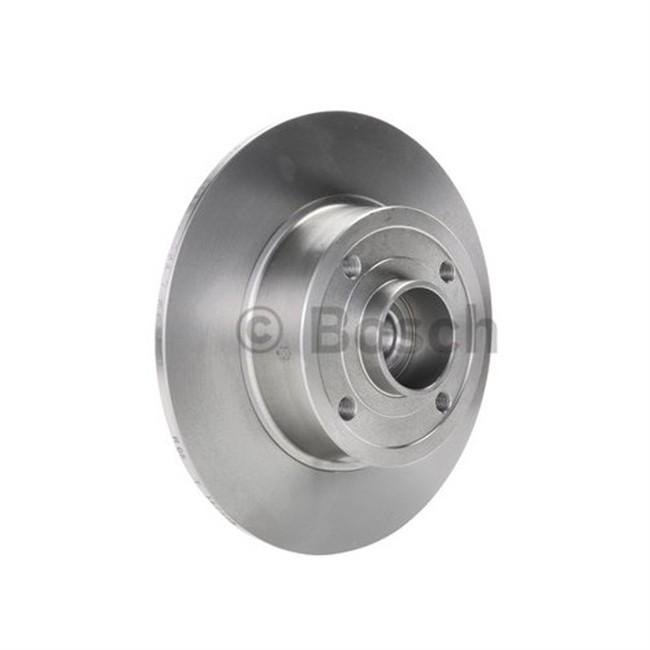 1 Disque De Frein Avec Roulement Bosch 0986479277