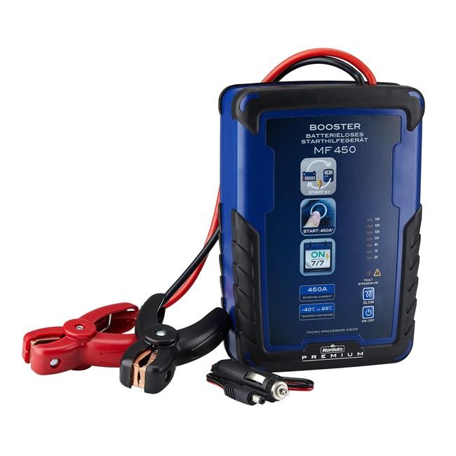 Booster norauto premium sans recharge mf450 - Booster batterie norauto ...