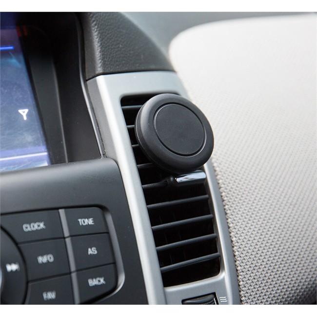 Support magn tique de smartphone sur grille de ventilation - Support gps sur grille de ventilation ...