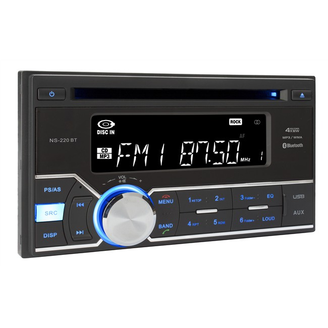 Autoradio Norauto Sound Ns-220 Bt