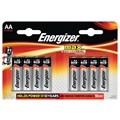 8 piles AA/LR6 ENERGIZER Alkaline Max +Power Seal