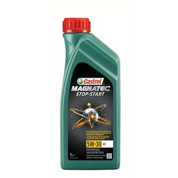 huile moteur castrol magnatec stop start a5 5w30 essence et diesel 1 l. Black Bedroom Furniture Sets. Home Design Ideas