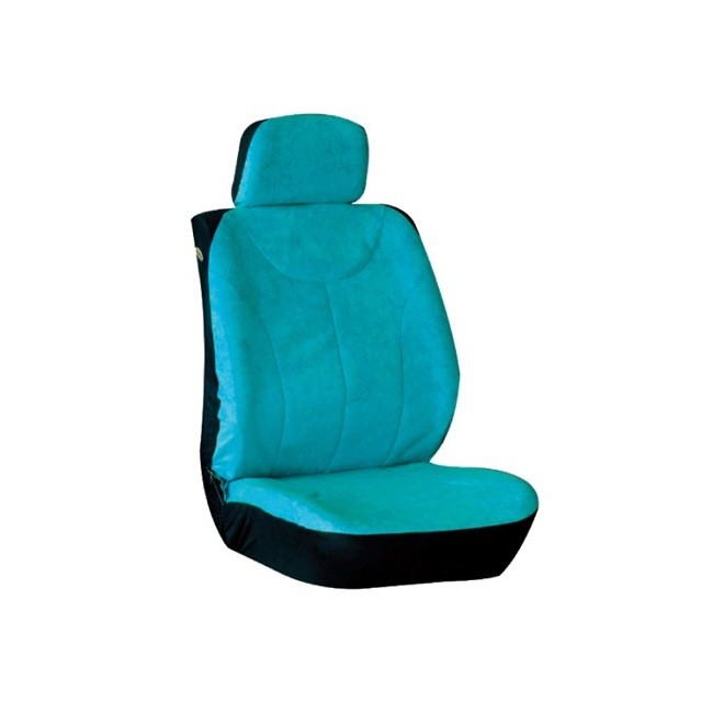 1 housse universelle si ge avant voiture marina ponge bleue. Black Bedroom Furniture Sets. Home Design Ideas