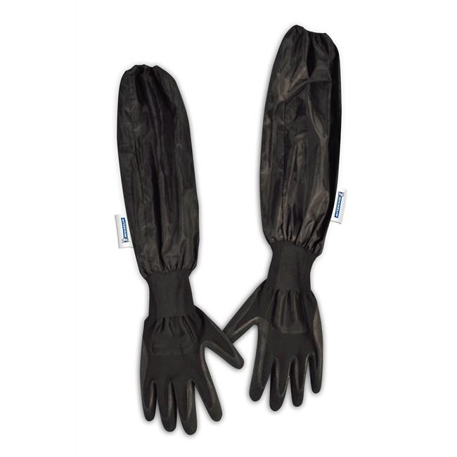 Paire De Gants En Polyester Pour Montage Chaînes Neige Michelin Taille Unique 55 Cm