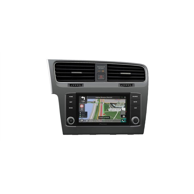 autoradio pioneer navgate evo avic evo1 g71 bbf gris pour volkswagen. Black Bedroom Furniture Sets. Home Design Ideas