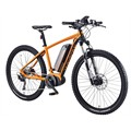 Vélo électrique WAYSCRAL Sporty 755 Taille M orange (batterie incluse)