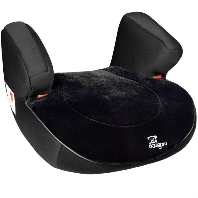 rehausseur boulgom boostconfort noir groupe 2 3. Black Bedroom Furniture Sets. Home Design Ideas