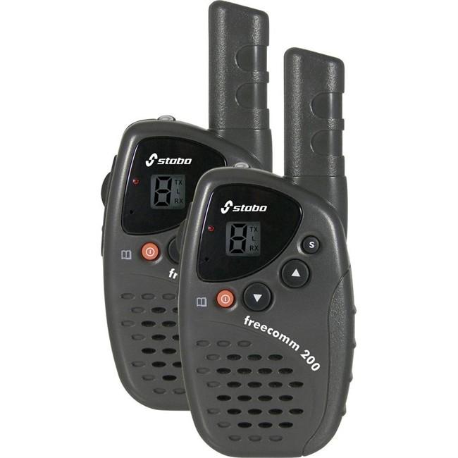 Talkie-walkie Stabo Freecomm 200