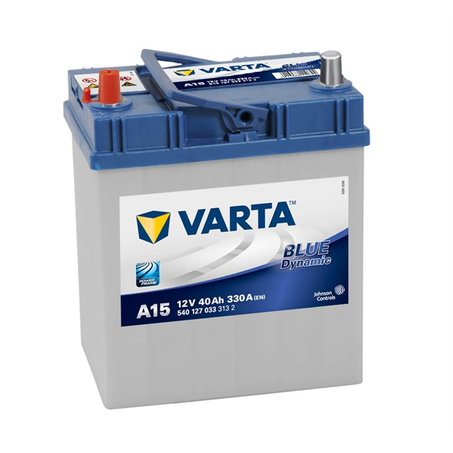 batterie voiture 45ah 360a