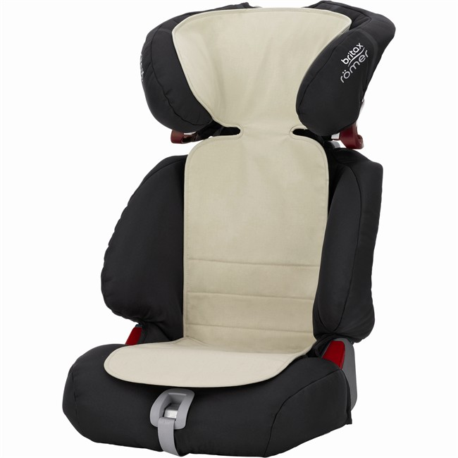 housse thermo cover beige pour si ge auto britax romer discovery sl et adventure. Black Bedroom Furniture Sets. Home Design Ideas