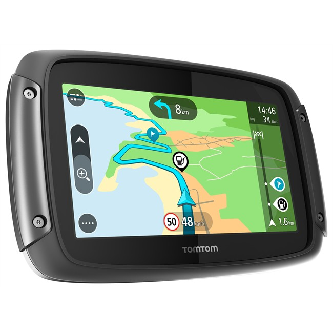 gps moto tomtom rider 420 europe 48 pays. Black Bedroom Furniture Sets. Home Design Ideas