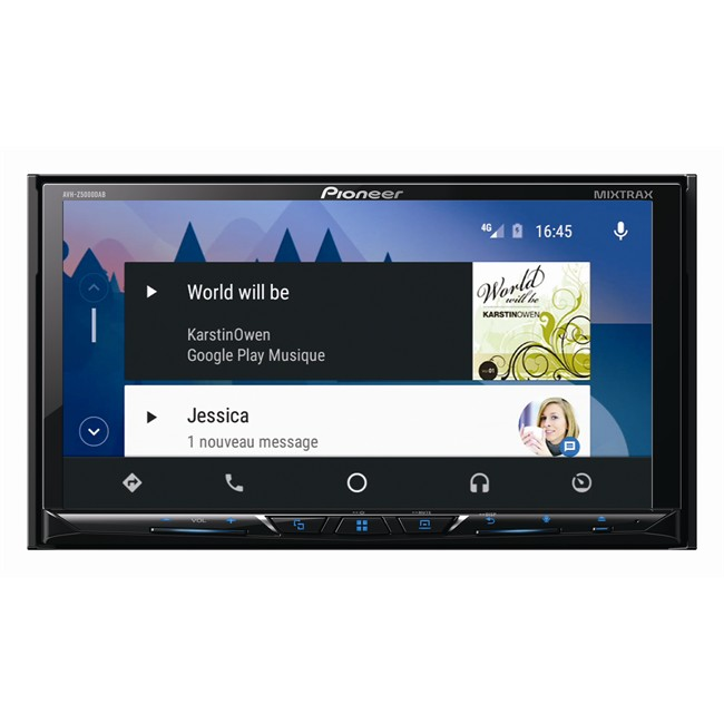 autoradio pioneer avh z5000dab. Black Bedroom Furniture Sets. Home Design Ideas
