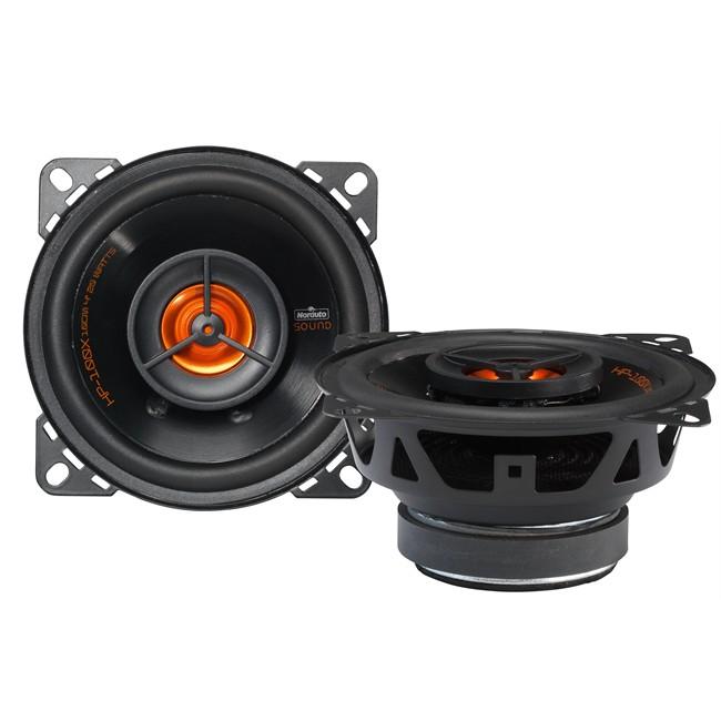 2 haut parleurs norauto sound hp 100x. Black Bedroom Furniture Sets. Home Design Ideas