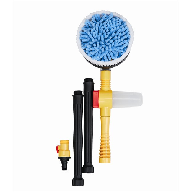 brosse de lavage rotation norauto avec r servoir shampooing. Black Bedroom Furniture Sets. Home Design Ideas