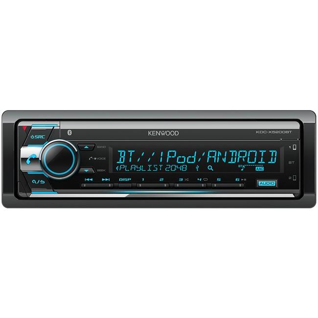 Autoradio Kenwood Kdc-x5200bt