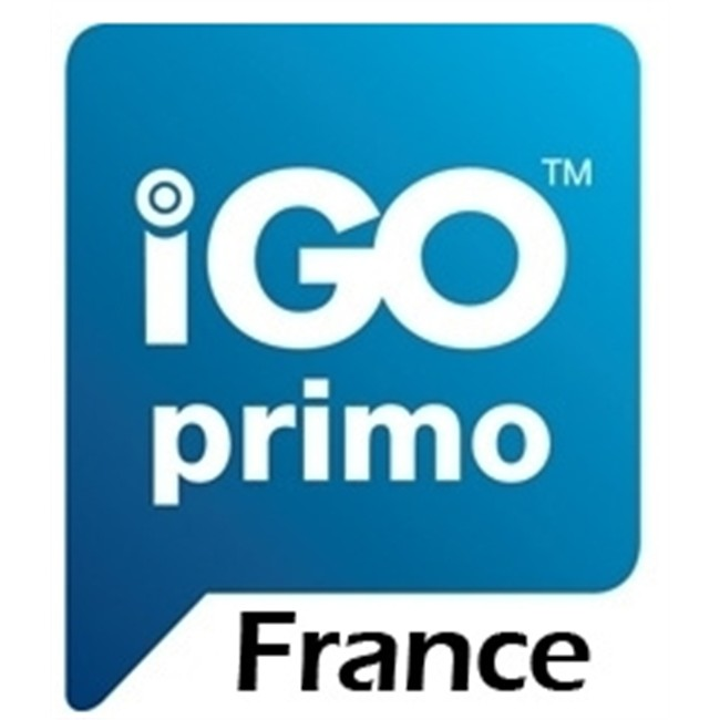 carte de navigation igo primo phonocar france. Black Bedroom Furniture Sets. Home Design Ideas