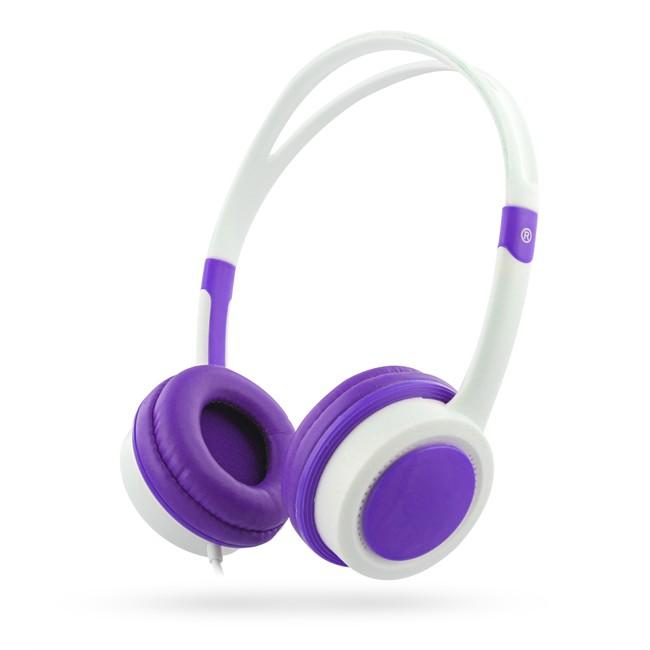 Casque Audio Enfant Tnb Mauve