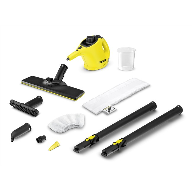 nettoyeur vapeur sc 1 easy fix karcher avec kit sol. Black Bedroom Furniture Sets. Home Design Ideas