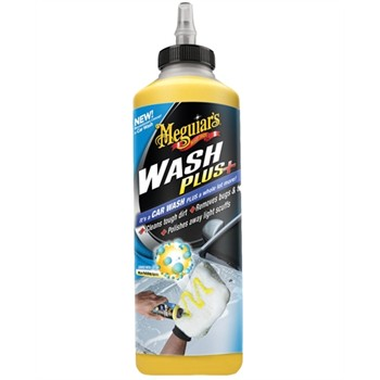 Shampooing concentré MEGUIAR'S Wash Plus+ 709 ml