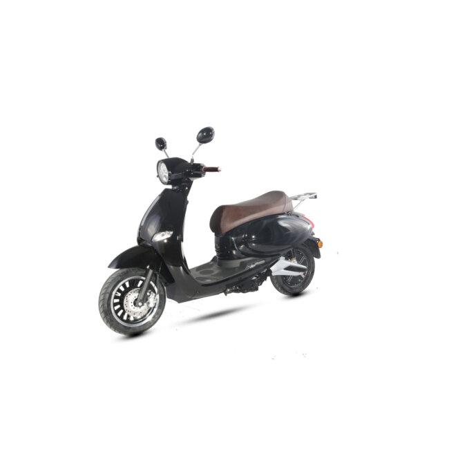 Scooter Électrique E-quip Noir (equivalent 50cc)