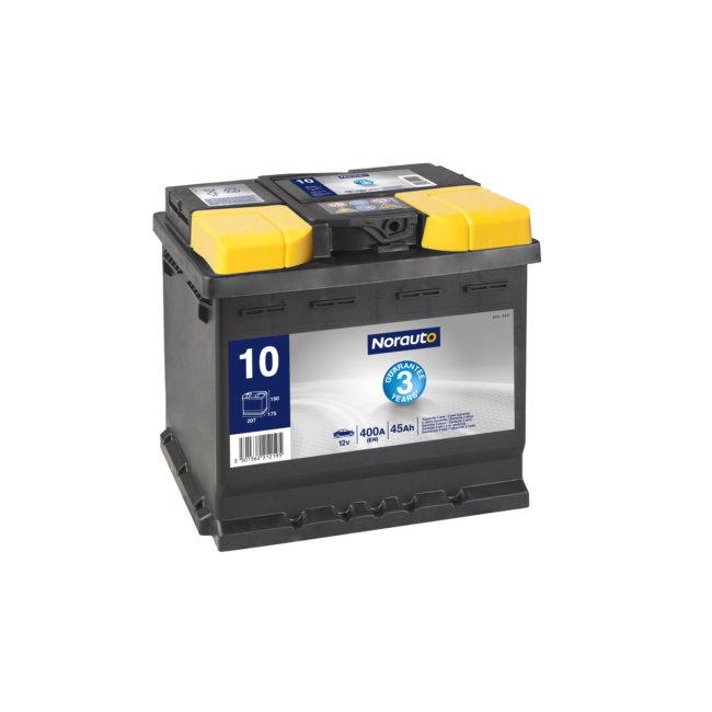 Batterie Norauto Bv10 45 Ah - 400 A