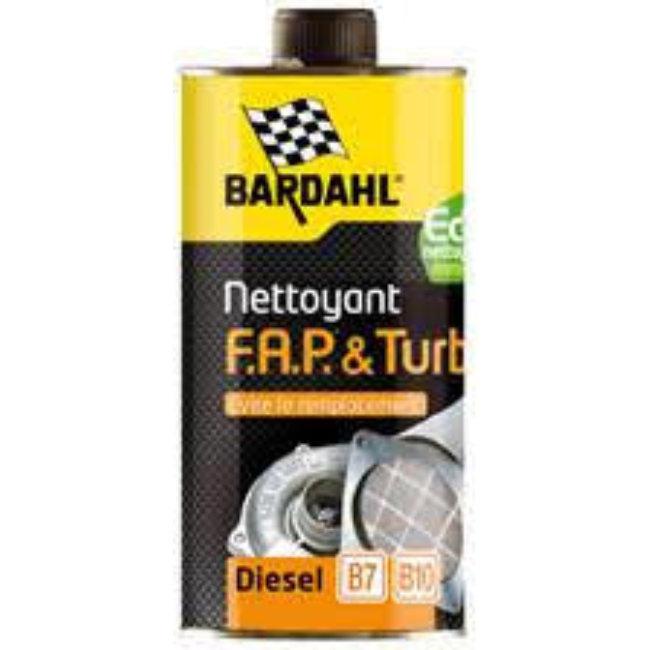 Nettoyant Fap Turbo Diesel Bardhal 1 L