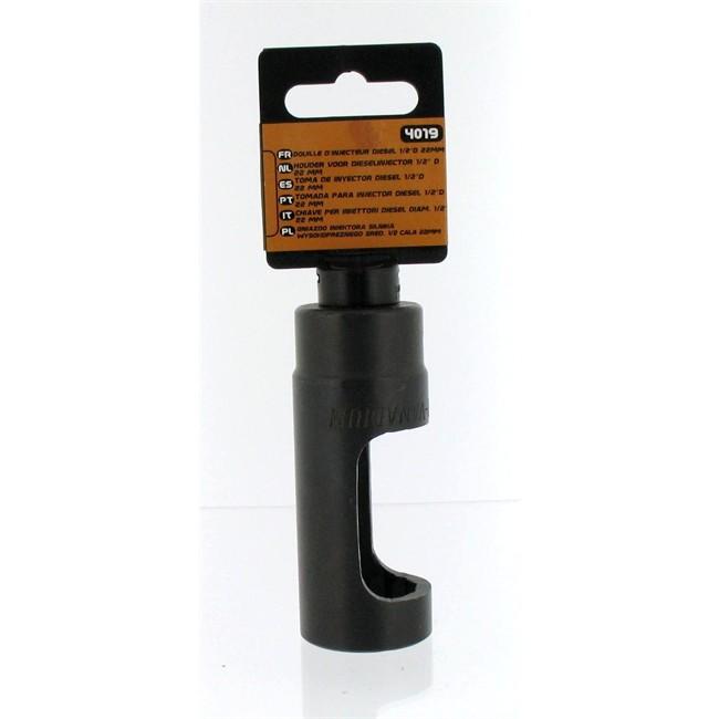Douille 12 Pans 22 Mm Carré 1/2'' Laser 4019 Pour Injecteur Diesel