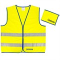 Gilet de sécurité adulte MICHELIN jaune